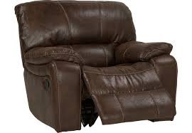 cindy crawford recliner sofa cindy crawford home alpen ridge brown glider recliner recliners