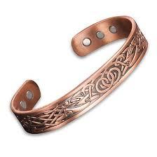 magnetic copper bracelet images Pure copper bracelet health energy magnetic bracelet merrytoes jpg