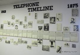 history of telephone frank h woods museum documents phone history in lincoln nebraska