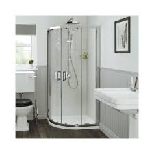 Mira Shower Door Mira Leap Quadrant Shower Enclosure 800mm
