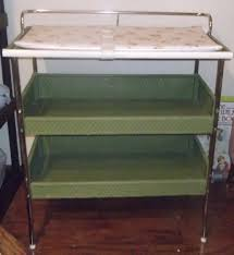 Vintage Baby Changing Table 70 S Baby Changing Table Pinterest Babies Nostalgia