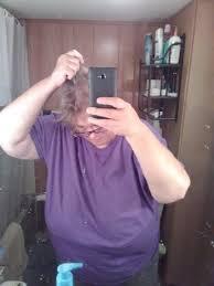 slob haircut hairy hare purpleslobinrecovery