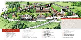 map of mackinac island fort mackinac mackinac state historic parks