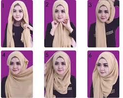tutorial jilbab segi 4 untuk kebaya tutorial hijab kerudung segi empat terbaru info kebaya modern