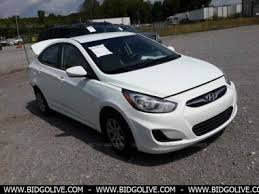 hyundai accent 4 door sedan used 2013 hyundai accent gls sedan 4 door car from iaa auto