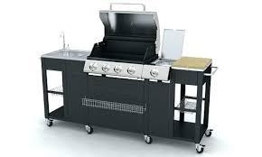 cuisine barbecue gaz bbq gaz with bbq gaz cool domoclip doc barbecue gaz noir et