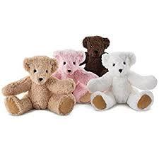 teddy bears vermont teddy soft cuddly teddy 15 inches