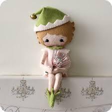 sewing patterns christmas elf gingermelon dolls evie a christmas elf