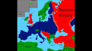 World War I Alliances Map by Alternate Future Of Europe Ep 3 World War 3 Youtube