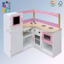 Pretend Kitchen Furniture Wooden Pretend Kitchen Furniture For Developing Creativity