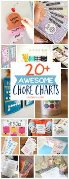 best 25 family chore charts ideas on household chores