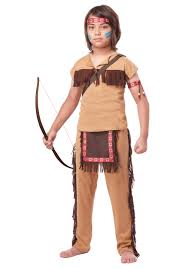 halloween express printable coupon ck297 child native american brave warrior indian halloween boy