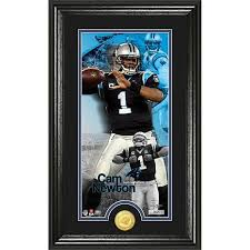 hsn football fan shop officially licensed nfl supreme bronze coin panoramic photo by the