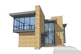 Modern House Plans Home Design Skiatook - Modern homes design plans