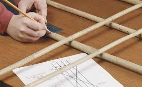Build A Rose Trellis Build A Bamboo Trellis Fine Gardening