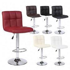 adjustable bar stool ebay