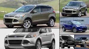 Ford Escape 2013 - ford escape all years and modifications with reviews msrp