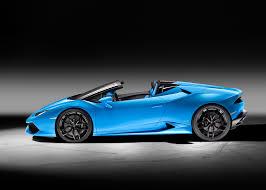 Lamborghini Huracan Coupe - lamborghini huracan spyder drops the top with 610 hp