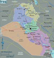 World Regions Map by Maps Of Iraq Detailed Map Of Iraq In English Tourist Map Of