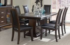 dining table center brentwood 7 pc dining set orange county ca daniel s home center