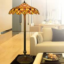 european tiffany floor lamp classical living room dining room