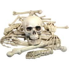 bag of bones decorations