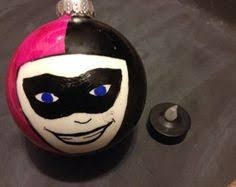 these ornaments are painted and will look so