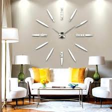 oversized clocks giant wall clock oversized wall clock uk dragtimes info