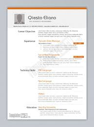 Free Resumes Templates To Download Excellent Top 27 Best Free Resume Templates Psd Ai 2017 Colorlib