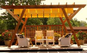 patio gazebo plans outdoor beautiful bamboo patio with half wall fencing aesthetic