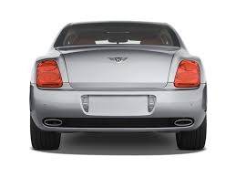 2009 bentley flying spur image 2009 bentley continental flying spur 4 door sedan rear
