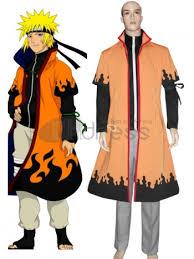 Naruto Costumes Halloween Naruto Cosplay Naruto Uzumaki 6th Hokage Cosplay Costume Naruto