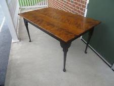 Birch Kitchen Table by Antique Farmhouse Table Ebay