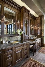 Dark Cabinets With Light Floors 28 Gorgeous Bathrooms With Dark Cabinets Lots Of Variety