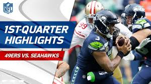 Why Is Trent Richardson Benched 49ers Vs Seahawks First Quarter Highlights Nfl Week 2 Youtube