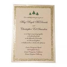 forest wedding invitations citrine designs wedding fan programs and invitations creative