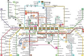 Sc Metro Map by Maps Update 1214748 Munich Tourist Map U2013 Munich Tourist