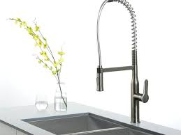 industrial kitchen faucets stainless steel industrial looking kitchen faucets michaelresin site