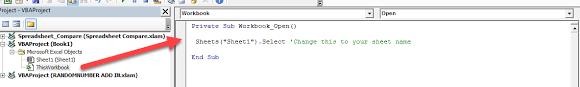 macro mondays a quick macro to open a spreadsheet to a