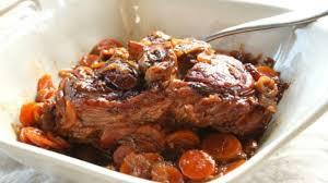 cuisiner jarret de veau jarret de veau caramélisé façon ducasse recette par les filles