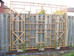 How To Build A Trellis Build A Trellis And Privacy Screen Hometalk
