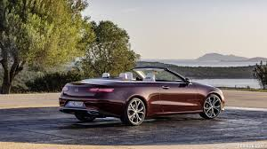 2018 mercedes benz e class cabrio 25th anniversary edtion color