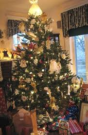 27 best christmas tree decorating themes images on pinterest