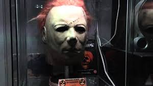 who played michael myers in halloween halloween michael myers mask collection and display youtube