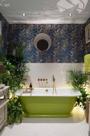 Green And White Bathroom Ideas by Best 25 Green Bath Ideas Ideas On Pinterest Green Small
