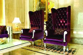 Modern Fabric Sofa Designs by Casa 2268b Transitional Fabric Chair