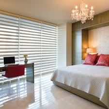 Red And White Modern Bedroom Alluring Simple Modern Bedroom Design Ideas Come With White Wall