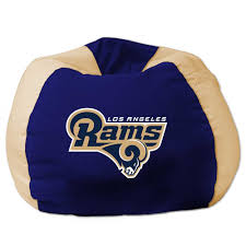 los angeles rams nfl bean bag chair bean bag chairs products