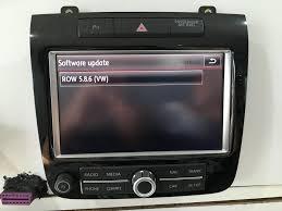 volkswagen touareg parts manual 2016 volkswagen touareg map update rns 850 navigation service oem