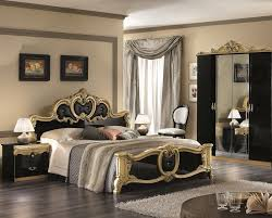 attractive inspiration ideas black and gold bedroom decor